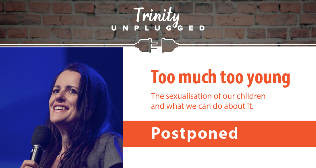 Trinity Unplugged with Melinda Tankard Reist