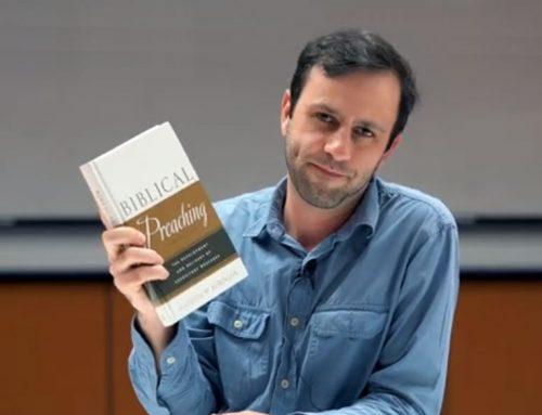 Book review: Haddon Robinson's Biblical Preaching